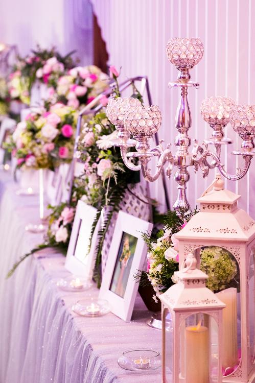 Đại diện trung tâm cho biết một tiệc cưới hoàn hảo sẽ là bước đệm cho cuộc sống lứa đôi hạnh phúc sau này.