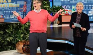 Tỷ phú Bill Gates thua đậm khi chơi 'hãy chọn giá đúng'