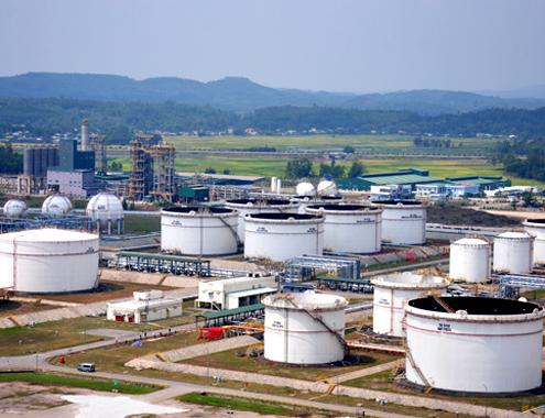 Cổ phiếu Lọc hóa dầu Bình Sơn tăng gần 40% khi vừa lên sàn UPCoM.