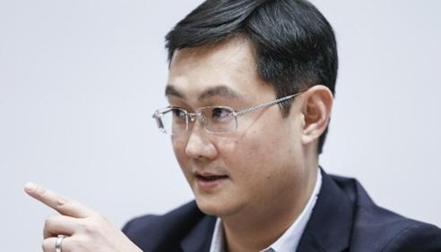 Ma Huateng hiện là người giàu nhất Trung Quốc. Ảnh: AFP