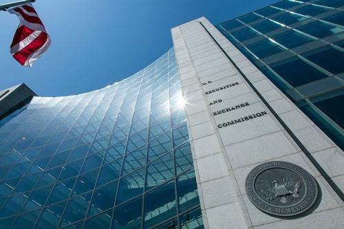 Ủy ban Chứng khoán Mỹ (SEC) vẫn luôn cảnh giác với tiền kỹ thuật số. Ảnh: WSJ