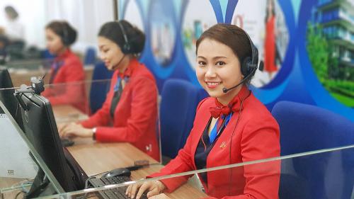 Dịch vụ mới giúp khách hàng tiết kiệm thời gian khi có nhu cầu giao dịch.