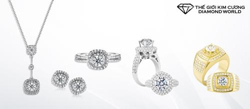 Sản phẩm tại tất cả showroom trong hệ thống luôn được đảm bảo theo tiêu chuẩn quốc tế với những mẫu thiết kế tinh tế, sang trọng.