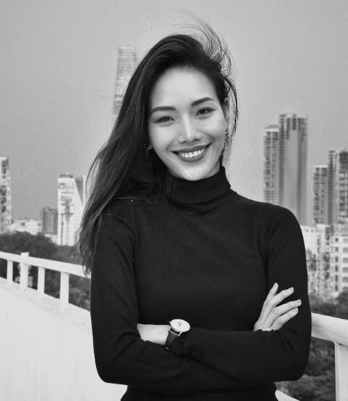 Trần Mai Hương là đồng sáng lập nên Coco Sin.