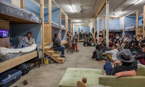Mô hình căn hộ chia sẻ co-living khởi phát tại Mỹ, châu Âu nay đã bùng nổ mạnh mẽ tại nhiều thành phố lớn của châu Á. Ảnh: treehugger.com