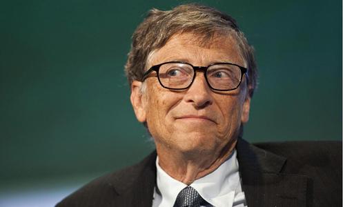 Theo BBC, Gates từng nói hào hứng với Bitcoin trước đây. Ảnh: CNBC.