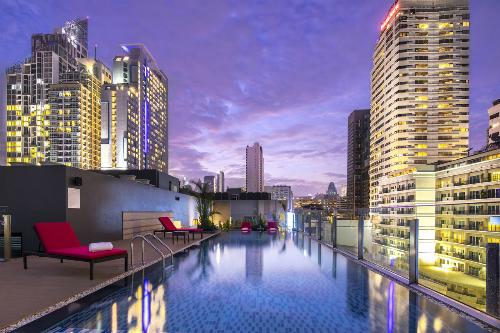 Khách sạn do thương hiệu Travelodge quản lý tại Thái Lan.