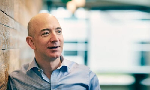 Jeff Bezos là người kiếm tiền giỏi nhất thế giới năm qua. Ảnh: Forbes
