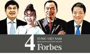Làm sao để lọt vào danh sách tỷ phú của Forbes?