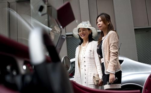 Châu Á ngày càng có nhiều người siêu giàu. Ảnh: Reuters