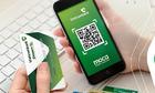 Vietcombank ứng dụng mã QR vào thanh toán di động