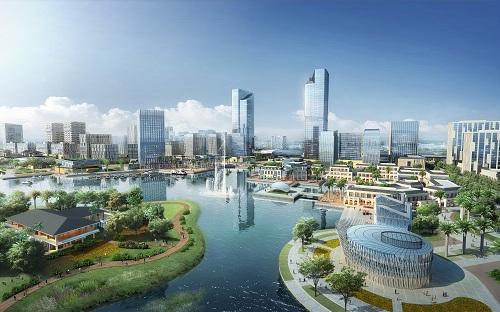 Thành phố Biên Hòa - Long Thành - Nhơn Trạch là vùng đô thị động lực phía Đông được quy hoạch thành trung tâm công nghiệp, sáng tạo mới.