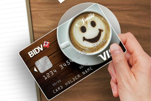 Những điểm cộng của thẻ tín dụng Visa Smile