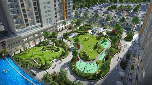 Dự án Victoria Village - Phố Âumới tại quận 2, TP HCM vừa ra mắt thị trường đầu năm 2018 thu hút đông đảo khách hàng.