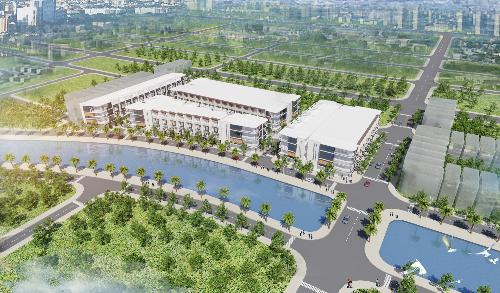 Dự án Phùng Hưng nằm ở vị trí đắc địa, trung tâm quận Liên Chiểu - TP Đà Nẵng.