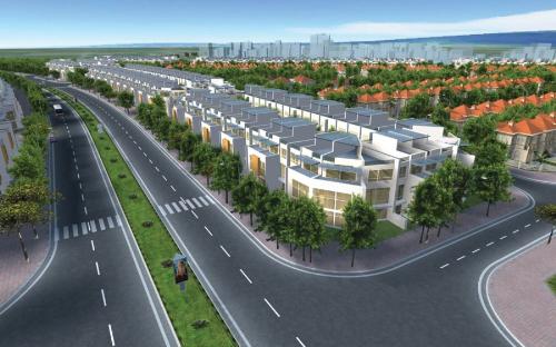 Vân Đồn xuất hiện các dự án căn hộ cao cấp như khu đô thị Vương Long, được nhiều nhà đầu tư từ Hà Nội và khu vực miền Nam quan tâm.