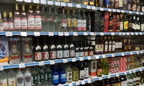Hàng hóa nhập khẩu trong một cửa hàng ở Bình Nhưỡng. Ảnh: NK News