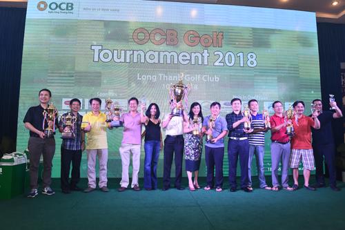 150 khách hàng, đối tác tham gia giải golf của OCB - 1