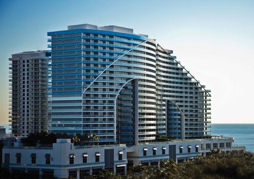 Dự án W Fort Lauderdale - bất động sản ven biển tại Mỹ thu hút nhiều nhà đầu tư nước ngoài.