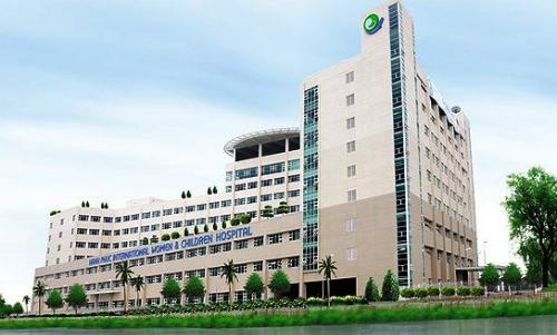 Bệnh viện Hạnh Phúc là một bệnh viện chuyên về sản phụ khoa cho khách hàng phân khúc cao cấp.