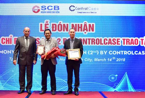 SCB nhận chứng nhận đạt tiêu chuẩn bảo mật, an ninh thẻ theo chuẩn PCI DSS phiên bản 3.2
