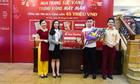 Bảo Tín Minh Châu trao 12 chỉ vàng cho khách trúng thưởng