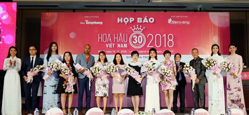 tân Hoa hậu Việt Nam 2018 sẽ được mời tham gia sự kiện trên tàu bay Vietjet và bay miễn phí một năm cùng hãng.