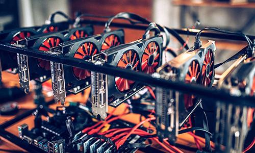 Card đồ hoạ (GPU) dùng cho khai thác tiền điện tử