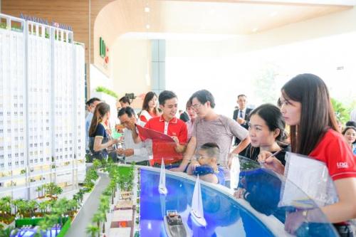 Căn hộ giá 1 tỷ đồng ở khu Bắc Sài Gòn thu hút gia đình trẻ - 1