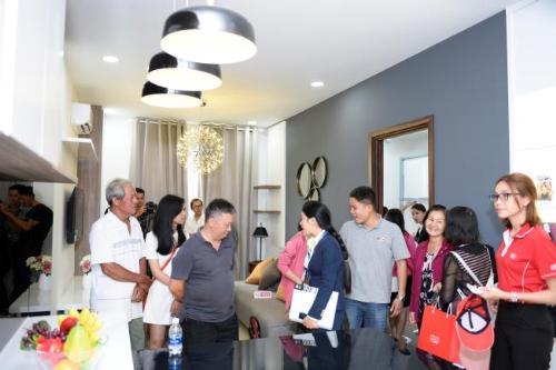 Căn hộ giá 1 tỷ đồng ở khu Bắc Sài Gòn thu hút gia đình trẻ - 2