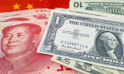 Trung Quốc đang nắm số trái phiếu chính phủ Mỹ ít nhất nửa năm qua. Ảnh: CGTN