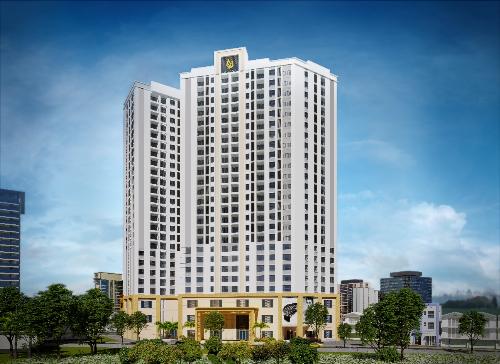 Dự án tổ hợp trung tâm thương mại, khách sạn và căn hộ chung cư cao cấp Phoenix Tower.