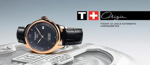 Đồng hồ Tissotđến từ Thuỵ Sĩ đang được giảm giáđến 40%.