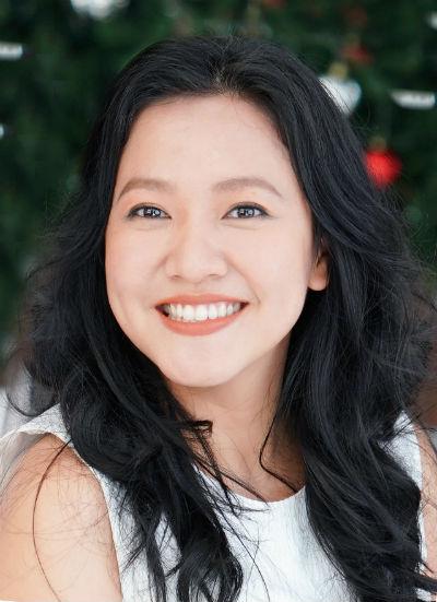 Lê Diệp Kiều Trang sinh ra trong gia đình có truyền thống kinh doanh.