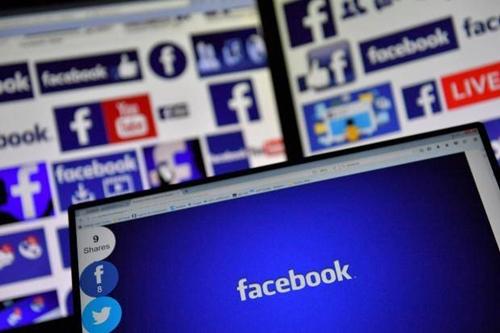 Facebook đang gặp rắc rối vì scandal liên quan đến dữ liệu người dùng. Ảnh: AFP