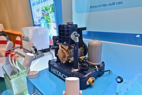 Các dòng máy cao cấp nhất được trang bị công nghệ biến tần tự động, đảm bảo duy trì áp lực hoạt động theo đúng hướng người dùng.