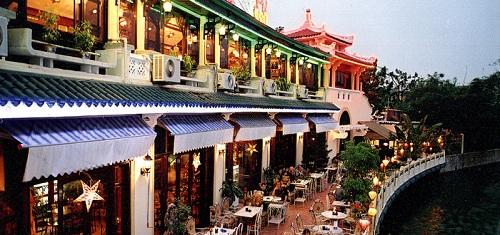 Mảng kinh doanh nhà hàng của Thủy Tạ đạt biên lợi nhuận gộp hơn 60%.