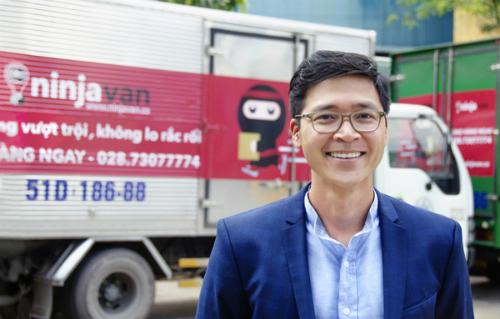 Ông Phan Xuân Dũng, Trưởng đại diện Ninja Van Việt Nam