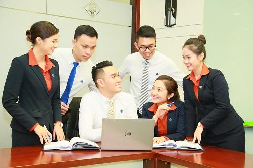 Ở Sacombank, con người là yếu tố được quan tâm hàng đầu.
