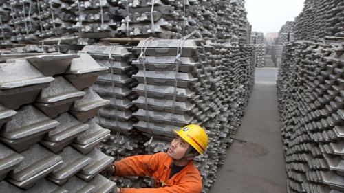 Trung Quốc đang phải đối mặt với nguy cơ bị áp thuế nhập khẩu từ Mỹ. Ảnh: Reuters