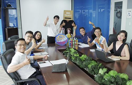 Cơ hội được chia đều cho tất cả nhân viên công ty thuộc tập đoàn Suntory.