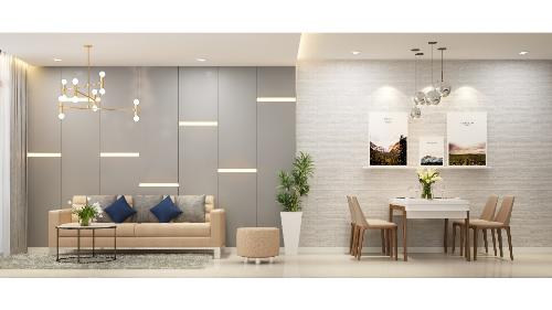 Trang bị hệ thống thông minh tự động, cư dân West Intela dễ dàng quản lý, vận hành căn hộ bằngSmartPhone.