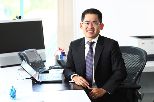 Ông Phạm Hồng Hải - CEO HSBC Việt Nam.
