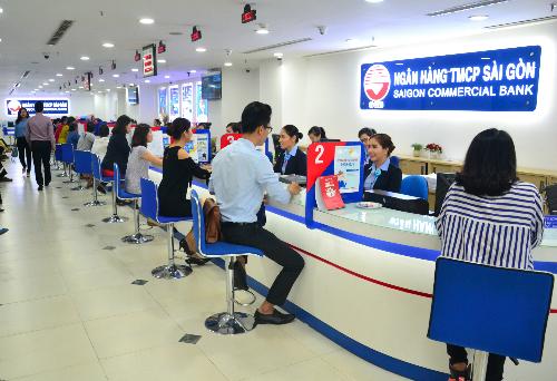 SCB được bình chọn top 5 ngân hàng Việt có môi trường làm việc tốt nhất.