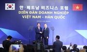 Tổng thống Hàn Quốc ấn tượng với kinh tế Việt Nam