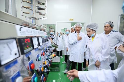 Khánh thành nhà máy sản suất mỹ phẩm đạt chuẩn cGMP tại TP HCM - 1