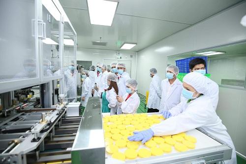 Khánh thành nhà máy sản suất mỹ phẩm đạt chuẩn cGMP tại TP HCM - 2