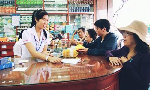 FPT Retail đã mở thêm 5 cửa hàng sau khi mua lại chuỗi nhà thuốc Long Châu. Ảnh: Long Châu.