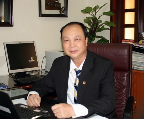Tân Chủ tịch Nguyễn Đình Thắng. Ảnh: PV.