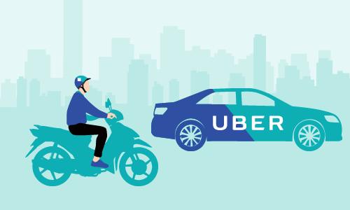 Click vào ảnh xem đồ họa Hành trình dở dang của Uber tại Việt Nam